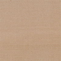 Tan 100% Super 110`S Wool Custom Suit Fabric