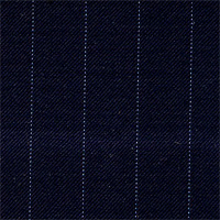 Navy 100% Super 130`S Wool Custom Suit Fabric