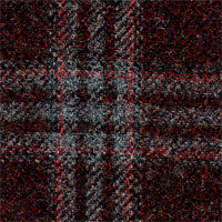 Burgundy 100% Super 130'S Wool Custom Suit Fabric