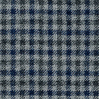 Gray&Blue 100% Super 120`S Wool Custom Suit Fabric