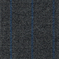 Gray 100% Wool Custom Suit Fabric