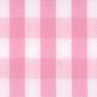 Pink Check Custom Shirt Fabric