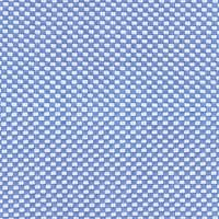 Blue 10% Cotton Elan Ox Custom Shirt Fabric