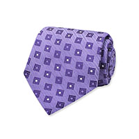 LAVENDER WOVEN NEAT