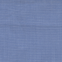 Fr Blue End On End Custom Shirt Fabric