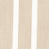 Tan Stripe Custom Shirt Fabric