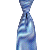 BLUE WOVEN NEAT
