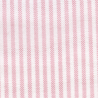 Pink University Stripe Pk Custom Shirt Fabric
