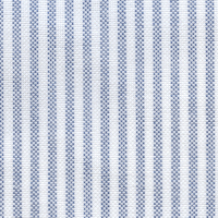 University Blue Strp Custom Shirt Fabric