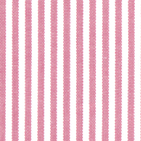 Red Bengal Stripe Custom Shirt Fabric
