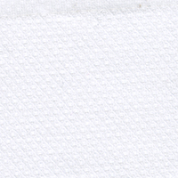 White Satin Check Custom Shirt Fabric