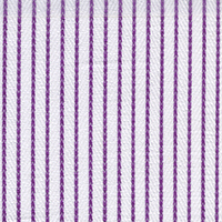 Lavender Satin Strp Custom Shirt Fabric