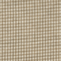 Tan Check Custom Shirt Fabric