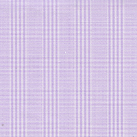 Lavender Purple Twill Plaid Custom Shirt Fabric
