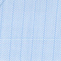 Light Blue Blue Tonal Stripe Custom Shirt Fabric