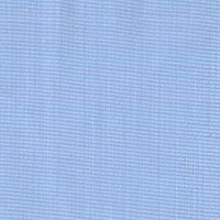 Blue End On End Custom Shirt Fabric