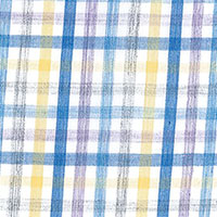 Yellow Brd Plaid Custom Shirt Fabric