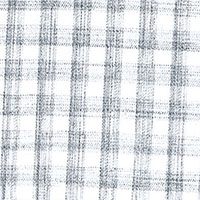 Gray Brd Check Custom Shirt Fabric
