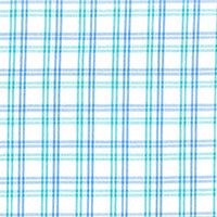 Green Brd Check Custom Shirt Fabric