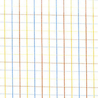 Blue Oxford Check Custom Shirt Fabric