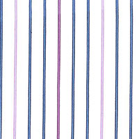 Pink Brd Stripe Custom Shirt Fabric