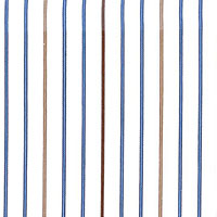 Tan Brd Stripe Custom Shirt Fabric
