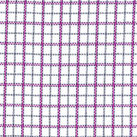 Pink Oxford Check Custom Shirt Fabric