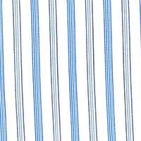 Gray Brd Stripe Custom Shirt Fabric
