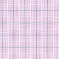 Pink Will Plaid Custom Shirt Fabric