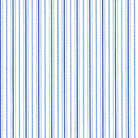 Blue Satin Stripe Custom Shirt Fabric