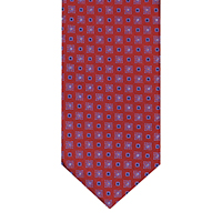 NECKWEAR 100% SILK   RED