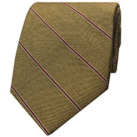 NECKWEAR 100% SILK   GOLD