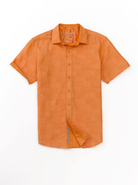 TERRACOTTA Sport Shirt by Robert Graham