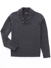 CHARCOAL Sweater by James Tattersal