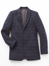 NAVY Sport Coat by Tom James