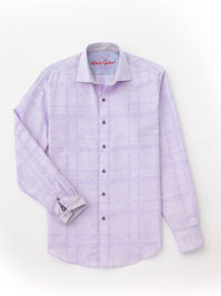 LILAC Sport Shirt by Robert Graham