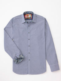 SLATE Sport Shirt by Robert Graham