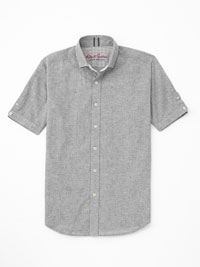 GRAY Sport Shirt by Robert Graham