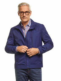 NAVY Jacket by Robert Graham