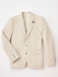 CREAM Sports Coat by Robert Graham