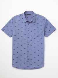 BLUE Sport Shirt by John Varvatos