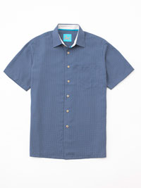 BLUE Sport Shirt by Newport Isles