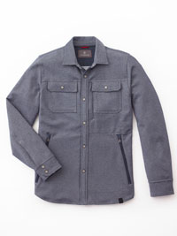 STEEL Shirt Jacket by Victorinox