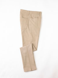 KHAKI 5 Pocket by Tom James