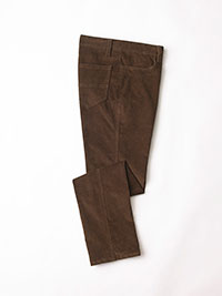 CHOCOLATE Trouser by Tom James