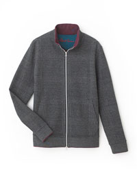 CHARCOAL Sweater by Robert Graham