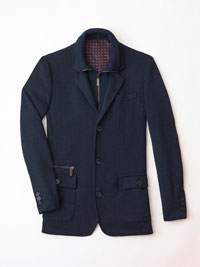 MIDNIGHT Sport Coat by Tom James