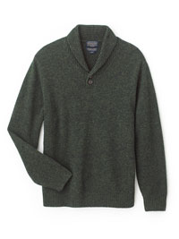 Juniper Green Sweater by Pendleton