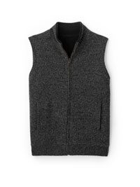 CHARCOAL Sweater by Pendleton
