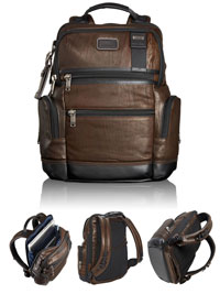 BROWN TUMI Knox Backpack
